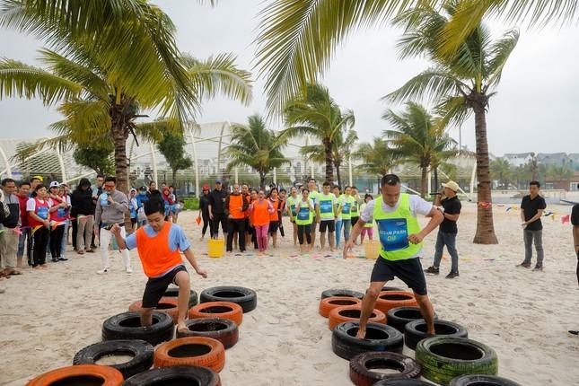 Bùng nổ ngày hội thể thao đầu tiên bên bờ biển giữa trung tâm Thủ đô ảnh 7