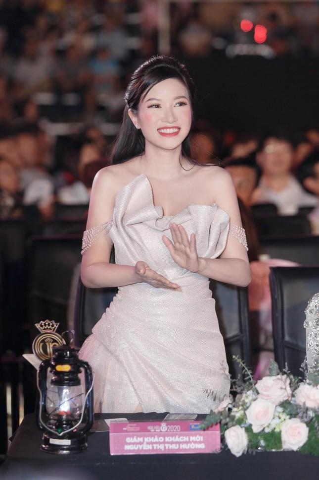 CEO Charme Perfume làm giám khảo khách mời người đẹp thời trang – Hoa hậu Việt Nam 2020 ảnh 1