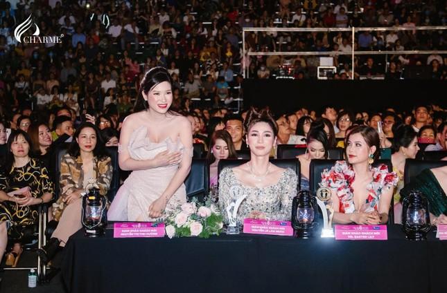 CEO Charme Perfume làm giám khảo khách mời người đẹp thời trang – Hoa hậu Việt Nam 2020 ảnh 2