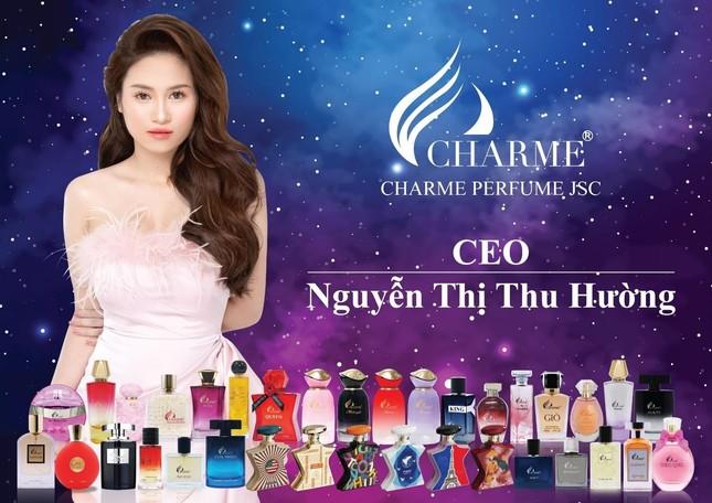 CEO Charme Perfume làm giám khảo khách mời người đẹp thời trang – Hoa hậu Việt Nam 2020 ảnh 3