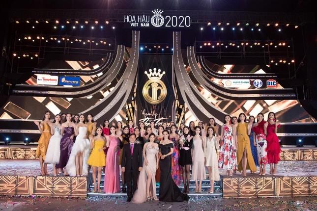 CEO Charme Perfume làm giám khảo khách mời người đẹp thời trang – Hoa hậu Việt Nam 2020 ảnh 5