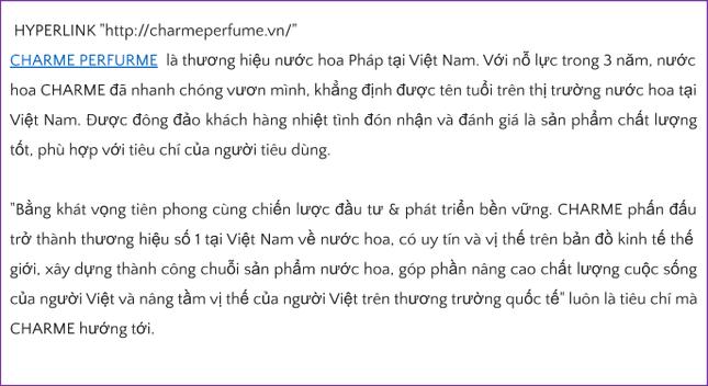 CEO Charme Perfume làm giám khảo khách mời người đẹp thời trang – Hoa hậu Việt Nam 2020 ảnh 6