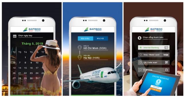 Bamboo Airways tung mã ưu đãi hấp dẫn mua vé bay toàn mạng trên ứng dụng điện thoại mới ảnh 2