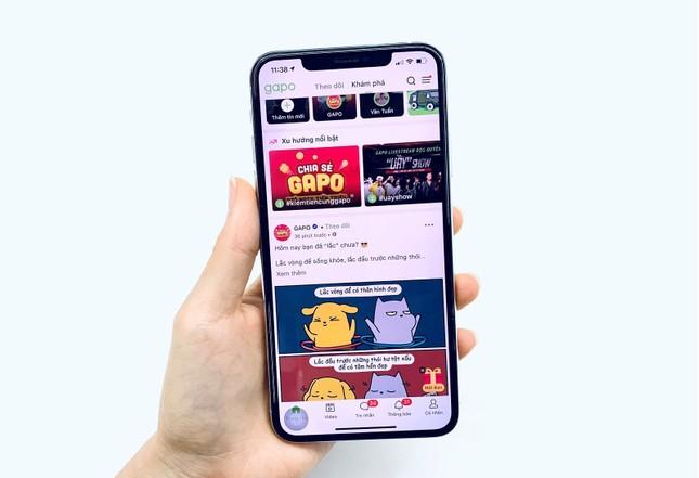 Mạng xã hội Gapo kết nối 6 triệu người dùng ảnh 1