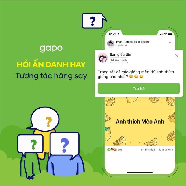 Mạng xã hội Gapo kết nối 6 triệu người dùng ảnh 2