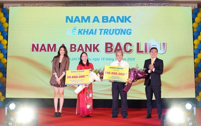 Nam A Bank triển khai nhiều hoạt động ý nghĩa nhân dịp khai trương chi nhánh Bạc Liêu ảnh 2