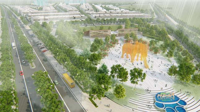 EcoCity Premia chính thức ra mắt phân khu Paris ảnh 1