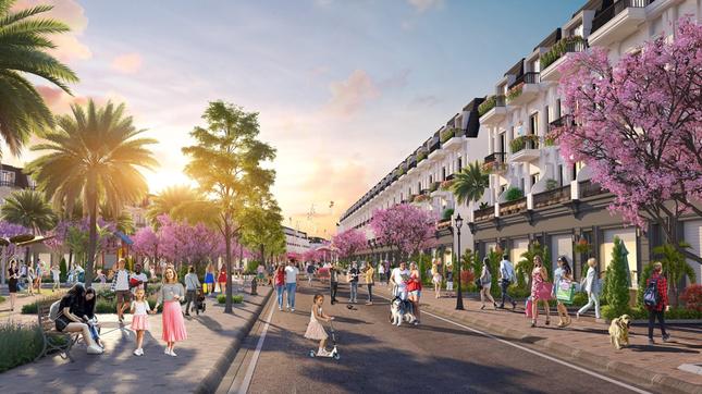 EcoCity Premia chính thức ra mắt phân khu Paris ảnh 2