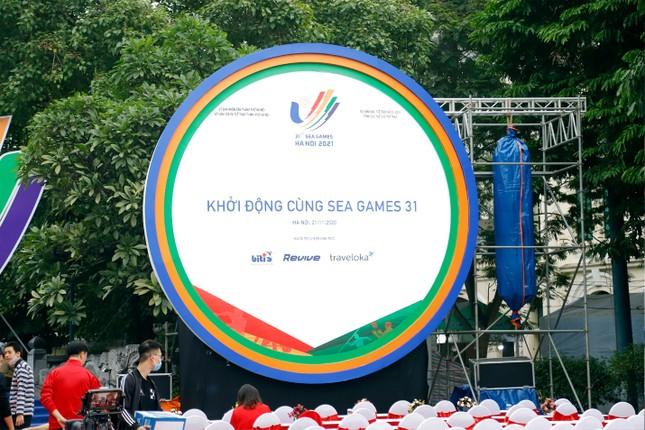 Lễ khởi động SEA Games 31 - đánh dấu một năm trước Đại hội thể thao Đông Nam Á ảnh 1