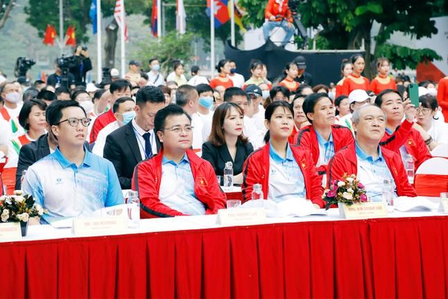 Lễ khởi động SEA Games 31 - đánh dấu một năm trước Đại hội thể thao Đông Nam Á ảnh 2