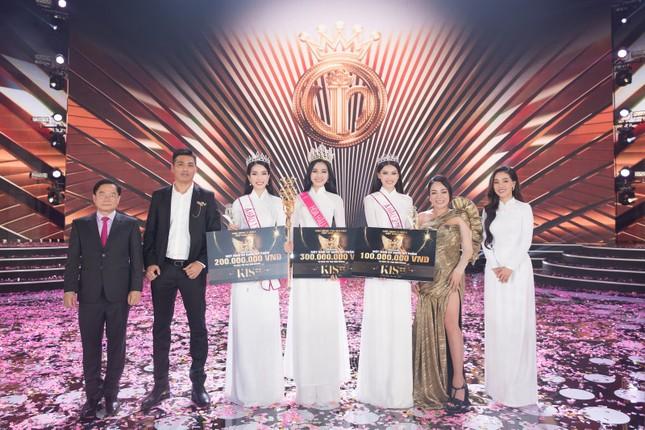 KIS22 đồng hành cùng hoa hậu Việt Nam 2020 tại đêm chung kết ảnh 4