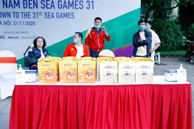 Lễ khởi động SEA Games 31 - đánh dấu một năm trước Đại hội thể thao Đông Nam Á ảnh 7