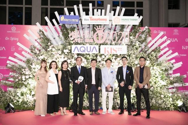 AQUA Việt Nam và sự thành công rực rỡ của đêm chung kết toàn quốc Hoa hậu Việt Nam 2020 ảnh 1