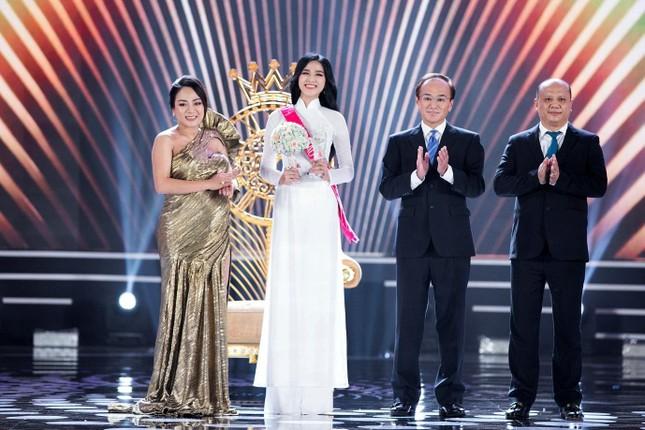 AQUA Việt Nam và sự thành công rực rỡ của đêm chung kết toàn quốc Hoa hậu Việt Nam 2020 ảnh 3