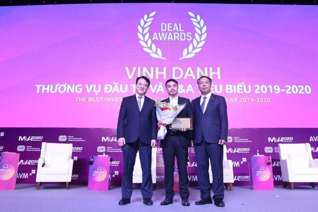 Masan Group được vinh danh Top 10 Thương vụ đầu tư và M&A tiêu biểu năm 2019-2020 ảnh 2