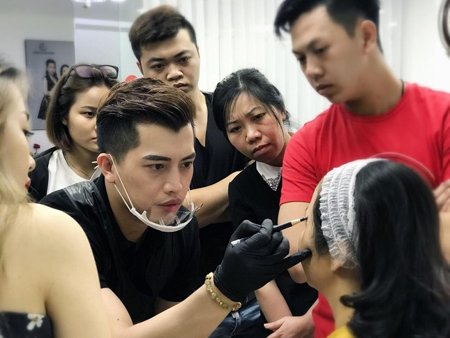 Kevin Le Beauty Center – Học viện của những nghệ nhân điêu khắc chân mày bậc nhất ảnh 2