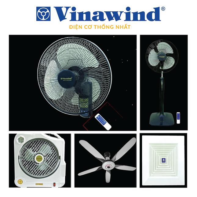 Quạt điện Vinawind nhận giải thưởng thương hiệu quốc gia Việt Nam năm 2020 ảnh 2