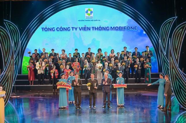 05 giải pháp của MobiFone được công nhận Thương hiệu Quốc gia Việt Nam 2020 ảnh 1