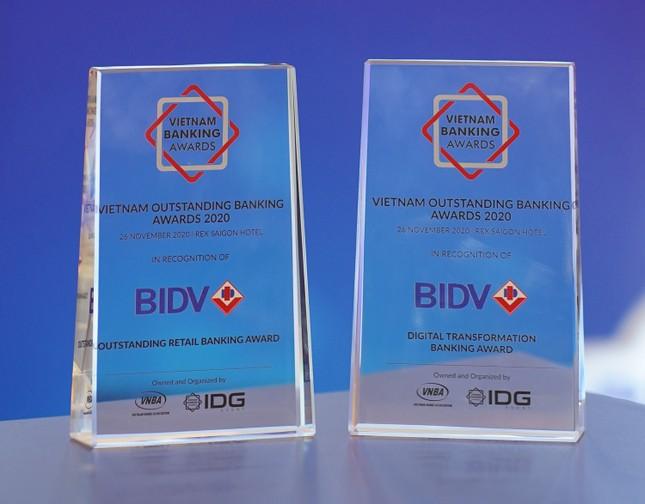 BIDV tiếp tục khẳng định vị thế dẫn đầu trong hoạt động ngân hàng bán lẻ ảnh 1