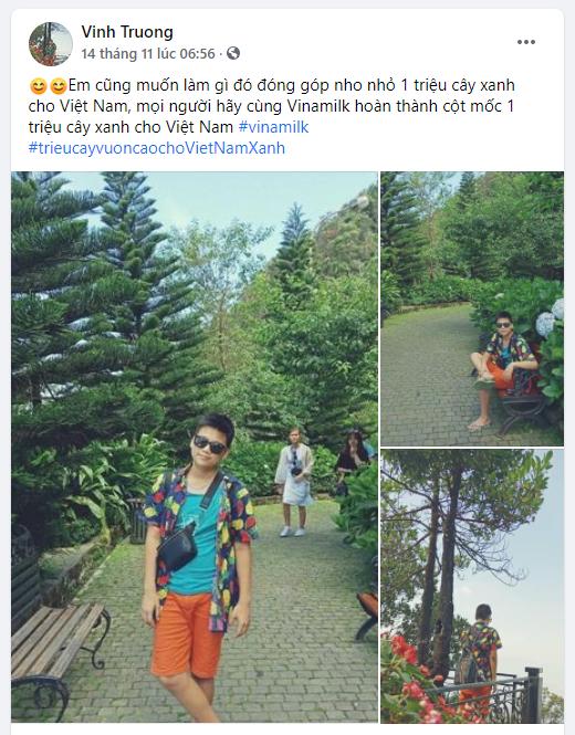 'Triệu cây vươn cao cho Việt Nam xanh' – Kết thúc đẹp của chiến dịch Online được cộng đồng ảnh 2