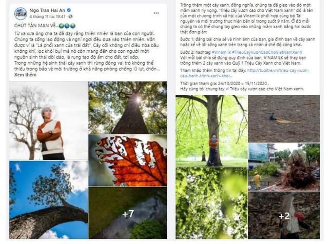 'Triệu cây vươn cao cho Việt Nam xanh' – Kết thúc đẹp của chiến dịch Online được cộng đồng ảnh 3