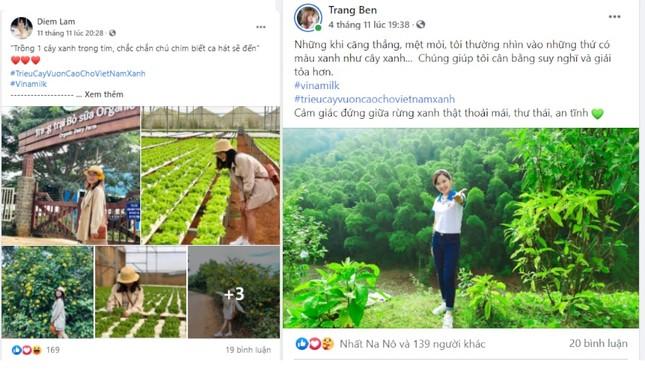 'Triệu cây vươn cao cho Việt Nam xanh' – Kết thúc đẹp của chiến dịch Online được cộng đồng ảnh 4