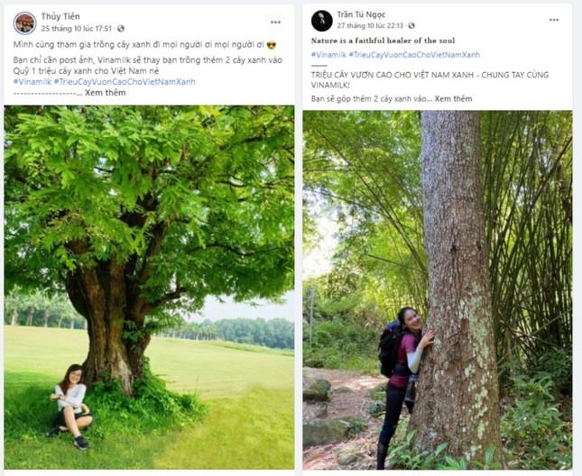 'Triệu cây vươn cao cho Việt Nam xanh' – Kết thúc đẹp của chiến dịch Online được cộng đồng ảnh 5
