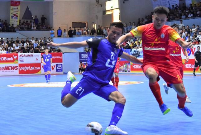 Câu lạc bộ Thái Sơn Nam lên ngôi vô địch Giải Futsal HDBank Cúp Quốc gia 2020 ảnh 2