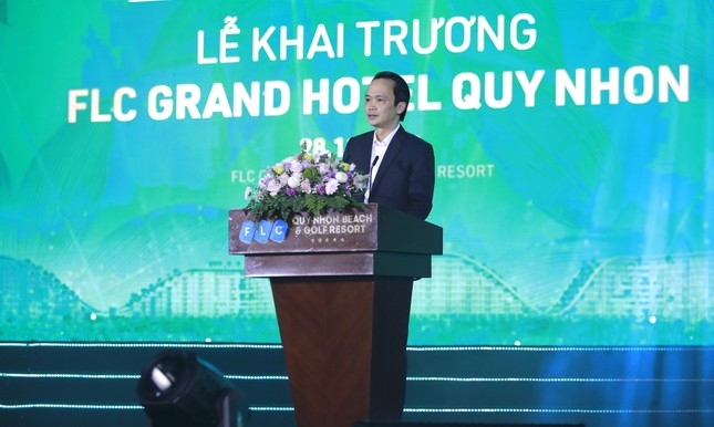 Chính thức khai trương FLC Grand Hotel Quy Nhon, khách sạn lớn bậc nhất Việt Nam ảnh 2