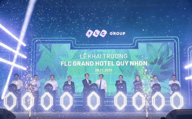 Chính thức khai trương FLC Grand Hotel Quy Nhon, khách sạn lớn bậc nhất Việt Nam ảnh 4