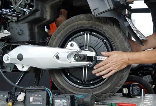 Bộ đôi Impes và Ludo khuấy đảo thị trường xe máy điện cuối năm ảnh 1