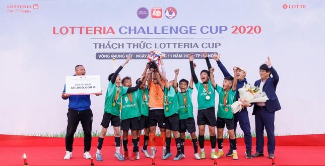 Đã tìm ra nhà vô địch mới của Thách thức Lotteria Cup 2020 - TBS Kids ảnh 1
