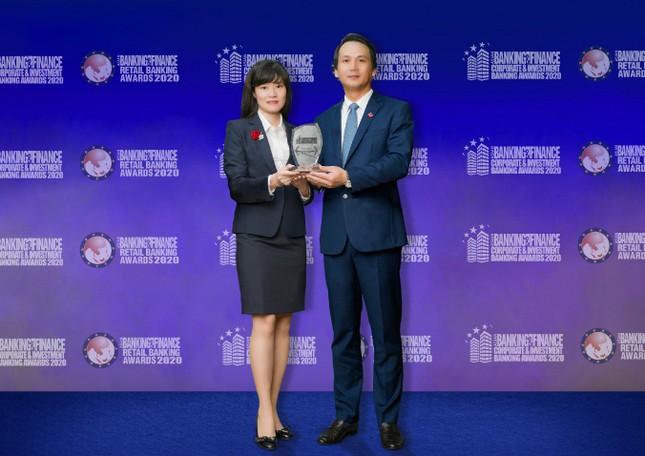"""BIDV tiếp tục là """"Ngân hàng SME tốt nhất Việt Nam"""" ảnh 1"""