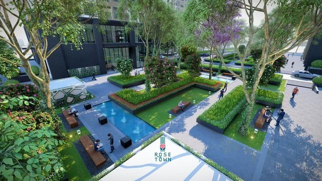 Rose Town chuẩn bị bàn giao những căn hộ đầu tiên vào cuối tháng 11/2020 ảnh 1