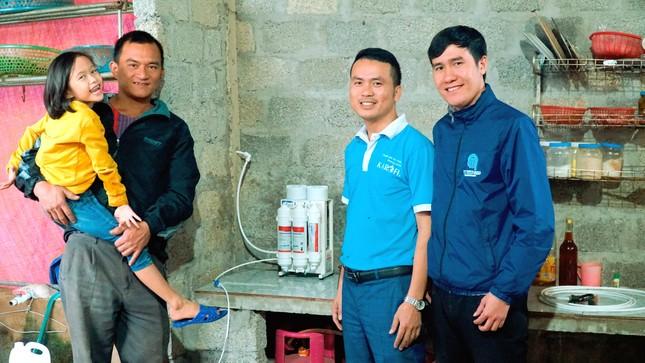 Karofi hồi sinh nước sạch sau lũ: Tặng 500 máy lọc chuyên biệt cho miền Trung ảnh 4