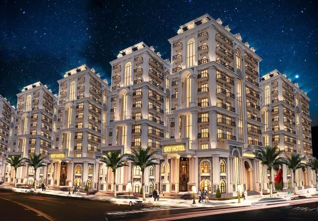 Mở bán Sky Hotel – Phân khu đất xây khách sạn đầu tiên trên thị trường bất động sản ảnh 2