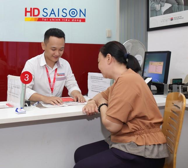 HD SAISON giảm lãi suất vay tiêu dùng ảnh 1