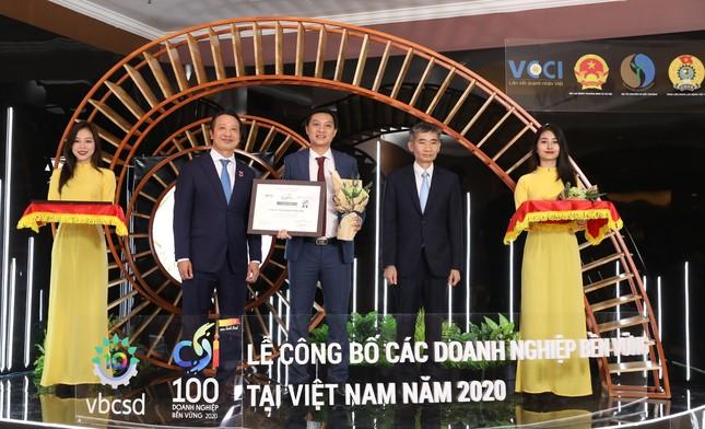 Amway Việt Nam 5 năm liên tục trong bảng xếp hạng Top 100 doanh nghiệp PTBV ảnh 1