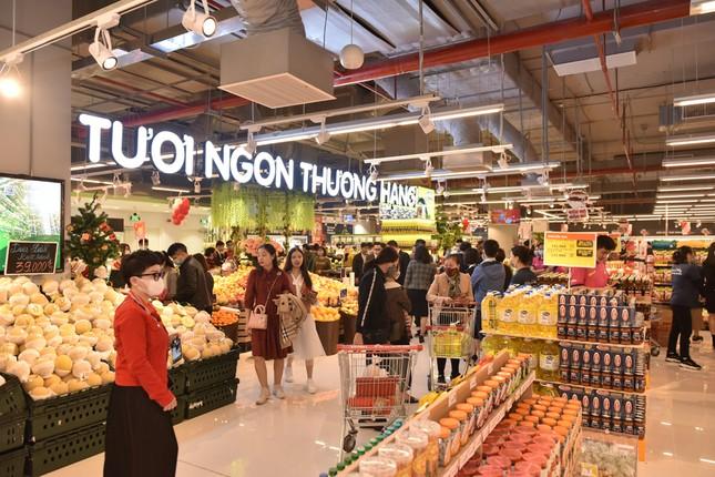 Khai trương siêu thị Vinmart Ocean Park với diện mạo hoàn toàn mới ảnh 1