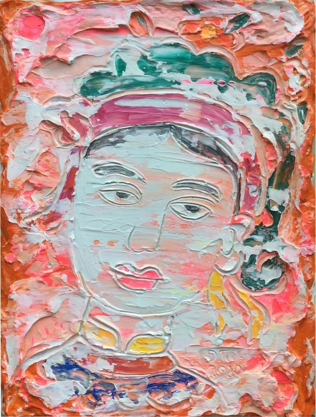 Triển lãm 'Đông' của 5 họa sĩ ảnh 2
