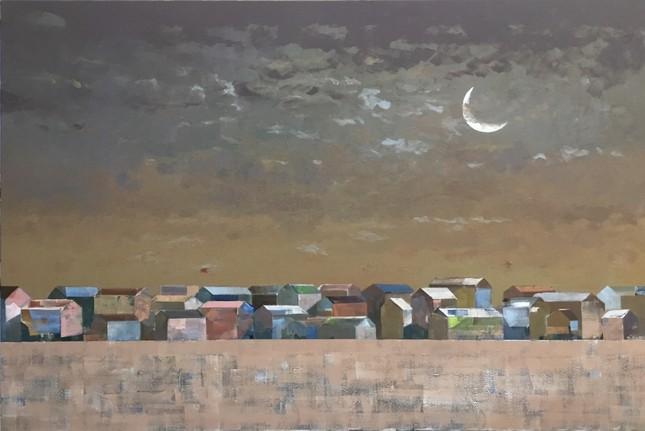 Triển lãm 'Đông' của 5 họa sĩ ảnh 4