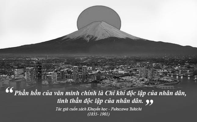 """Nhật Bản - Phẩm cách dân tộc với đức tin là """"con của Thần Mặt Trời"""" – Kỳ I ảnh 1"""