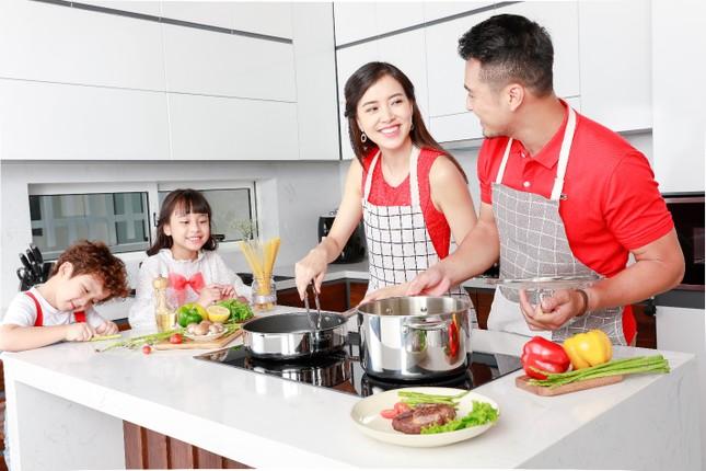 Tuyệt chiêu nấu ăn nhanh cho người bận rộn cùng Trimax ảnh 1