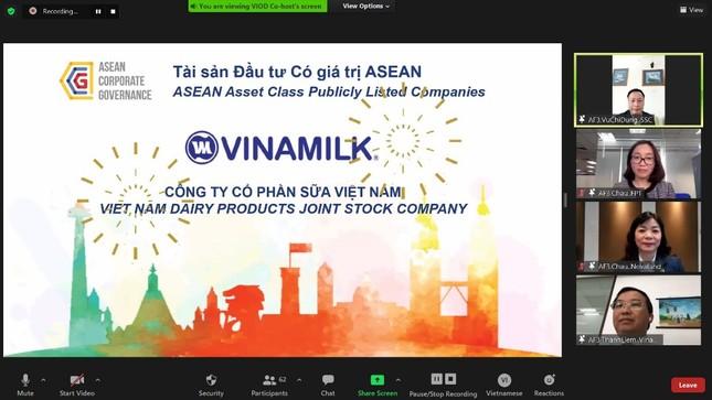 Vinamilk 'bội thu' giải thưởng về quản trị công ty ảnh 1