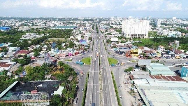 Triển khai trục đại lộ kinh tế, tài chính, dịch vụ lớn nhất Bình Dương tại Thuận An ảnh 2