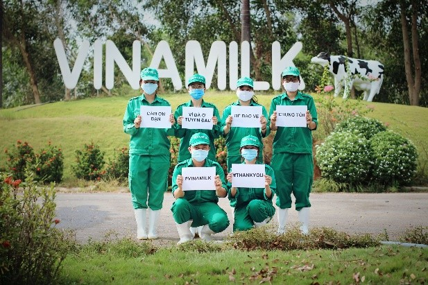 Vinamilk vững vàng vị trí dẫn đầu top 100 doanh nghiệp bền vững Việt Nam năm 2020 ảnh 5