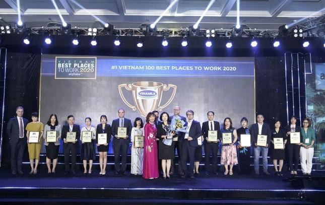 Vinamilk vững vàng vị trí dẫn đầu top 100 doanh nghiệp bền vững Việt Nam năm 2020 ảnh 6