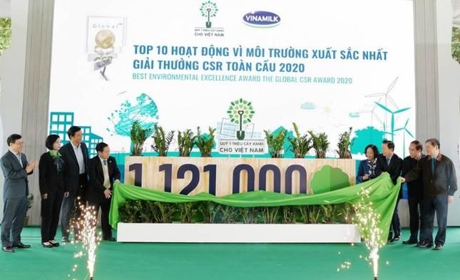 Vinamilk vững vàng vị trí dẫn đầu top 100 doanh nghiệp bền vững Việt Nam năm 2020 ảnh 8