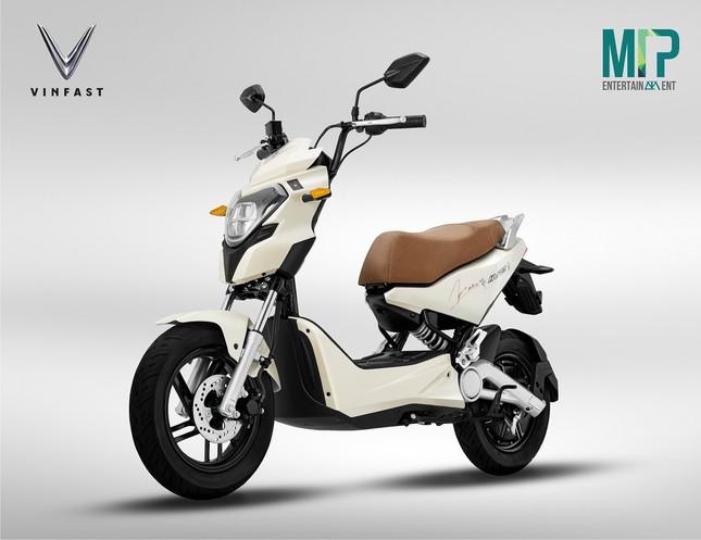 Vinfast hợp tác M-TP Entertainment ra mắt xe máy điện phiên bản đặc biệt ảnh 1