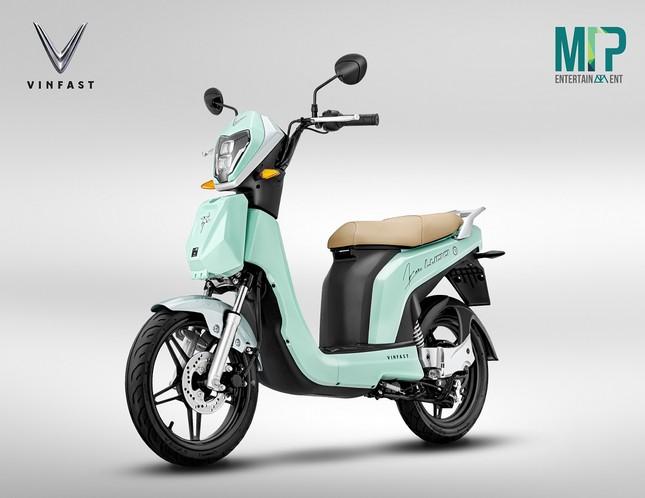 Vinfast hợp tác M-TP Entertainment ra mắt xe máy điện phiên bản đặc biệt ảnh 2